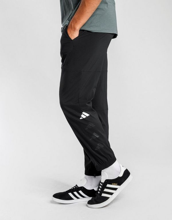 adidas Performance Athletics Pack Tracksuit Bottoms | JD Sports