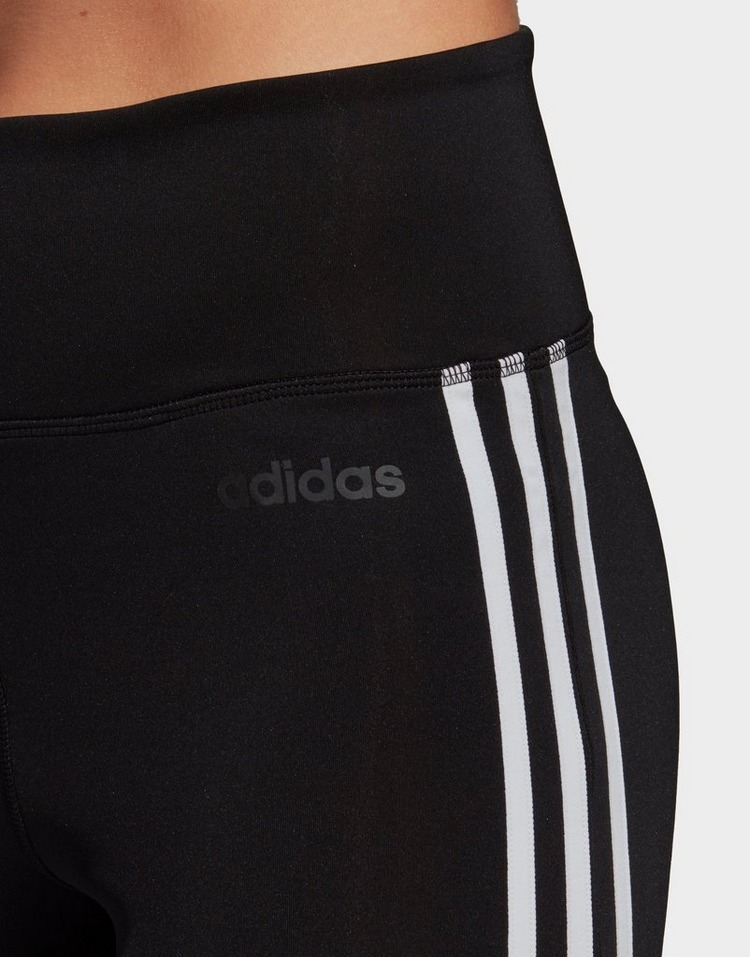 adidas Performance Design 2 Move 3-Stripes High-Rise Long Leggings