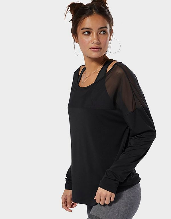 REEBOK Dance Mesh Top