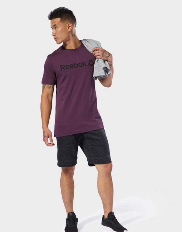 7d026584c REEBOK Linear Read Tee | JD Sports