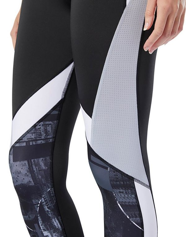 REEBOK WOR Meet You There Paneled Tights