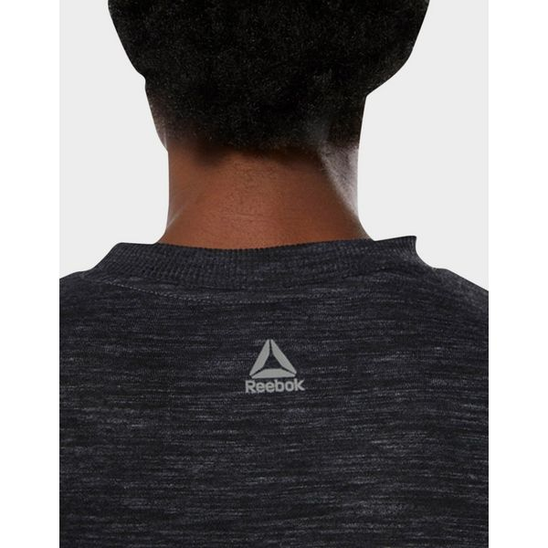REEBOK Training Essentials Marble Crew Sweatshirt