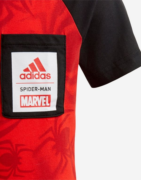 325cab341a6d ... ADIDAS Marvel Spider-Man T-Shirt ...