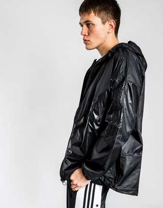 NMD Karkaj Windbreaker Jacket in Black