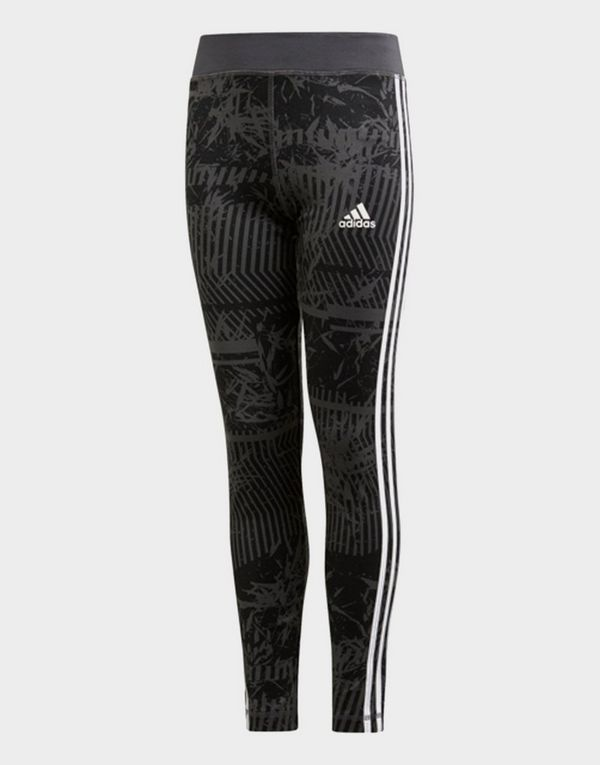 ae0c9f31a8e63f adidas Performance Training Equipment 3-Stripes Leggings | JD Sports