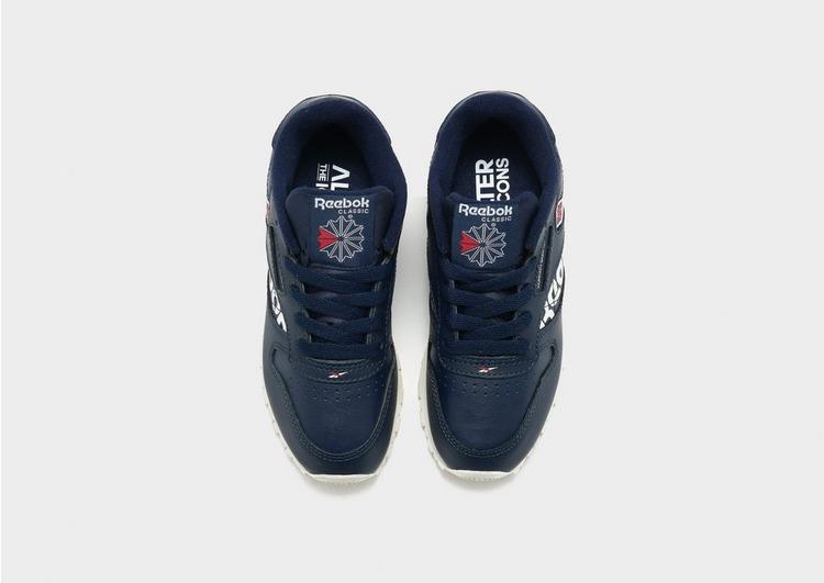 Reebok รองเท้าเด็กวัยหัดเดิน Classic Leather