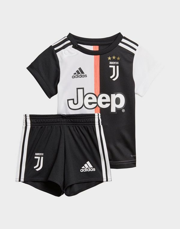 competitive price 6809d 6d421 adidas Performance Juventus Home Baby Kit