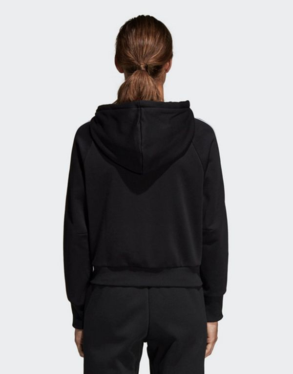 5c295787 adidas Athletics Must Haves 3-Stripes French Terry Hoodie | JD Sports