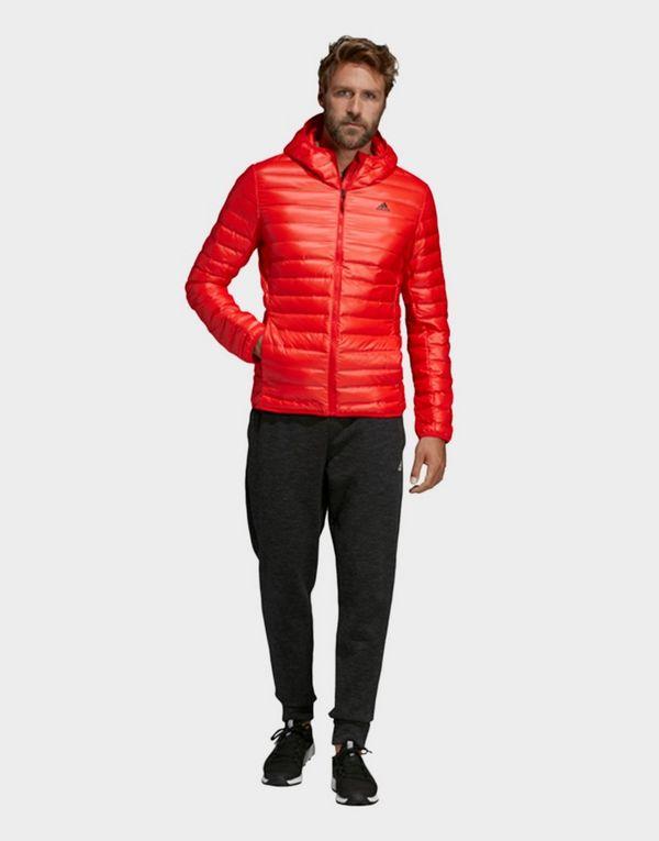943a41a18 adidas Performance Varilite Hooded Down Jacket | JD Sports