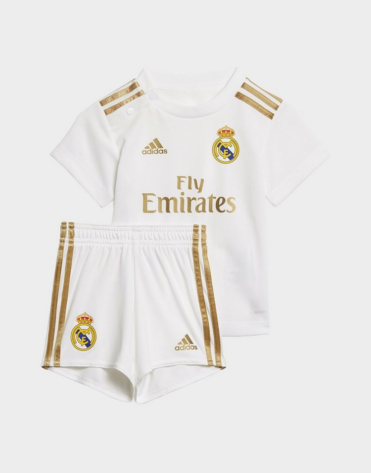 adidas Performance Real Madrid Home Baby Kit