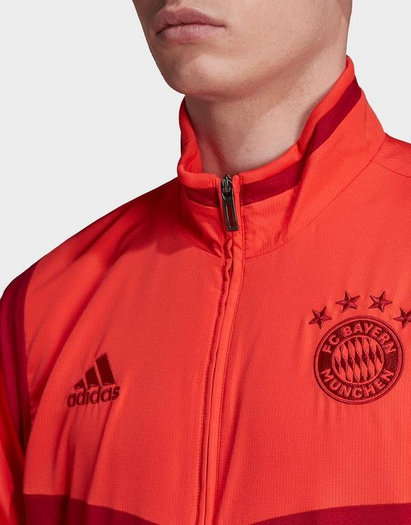 adidas Performance FC Bayern Presentation Jacket