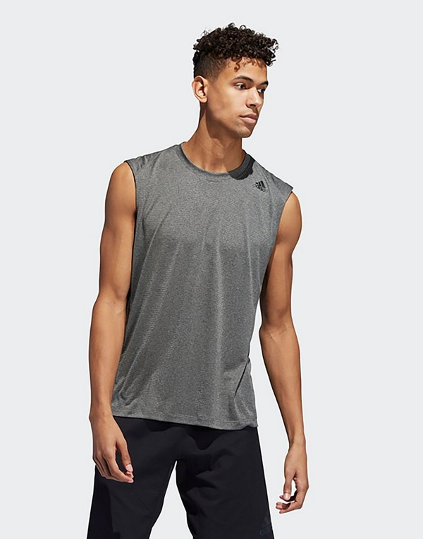 adidas Performance FreeLift Tech Climacool 3-Stripes Tank Top