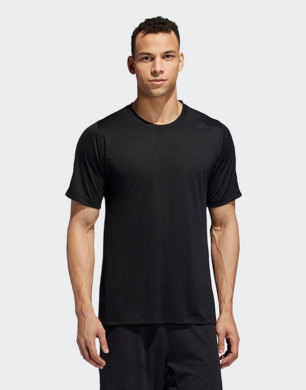 Adidas Performance Mens Essentials Tech V Neck Training T Shirt