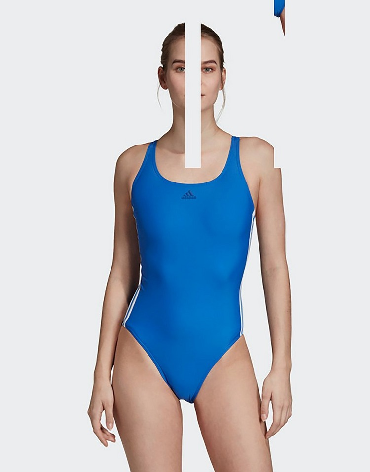 adidas Performance Athly V 3-Stripes Swimsuit
