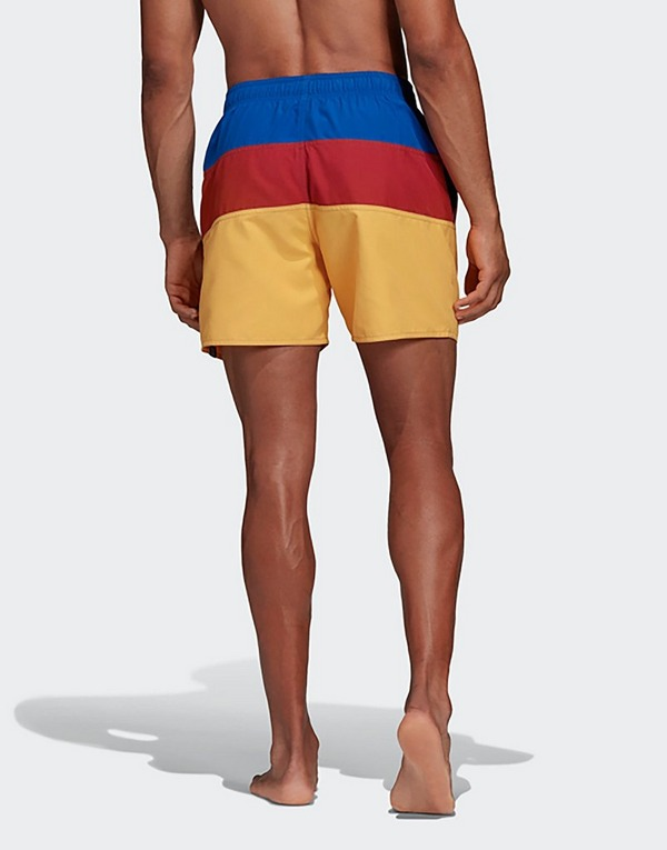 adidas Performance Colorblock Swim Shorts