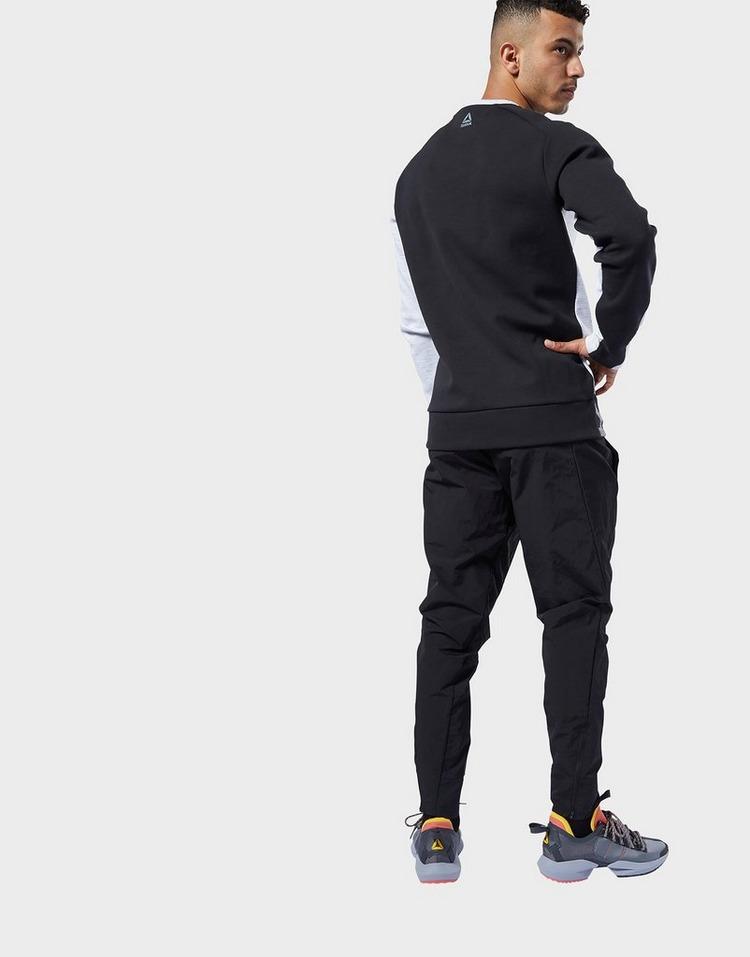 Buy Black Reebok One Series Training Colorblock Pants   JD