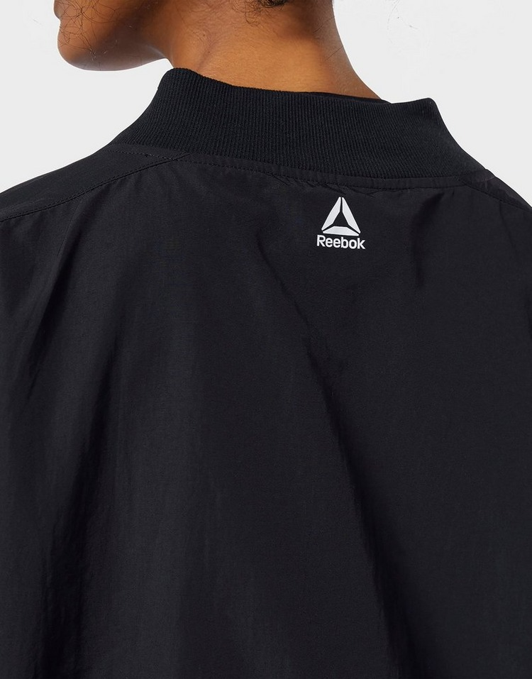 Reebok Meet You There Woven Pullover