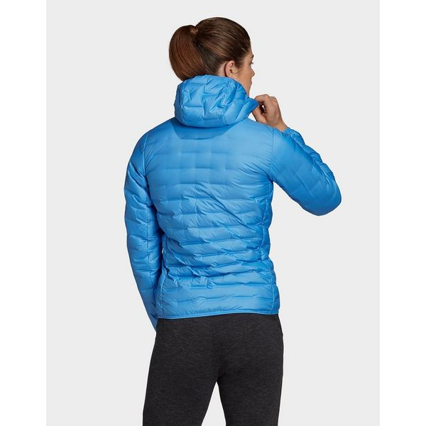 adidas Performance Light Down Hooded Jacket