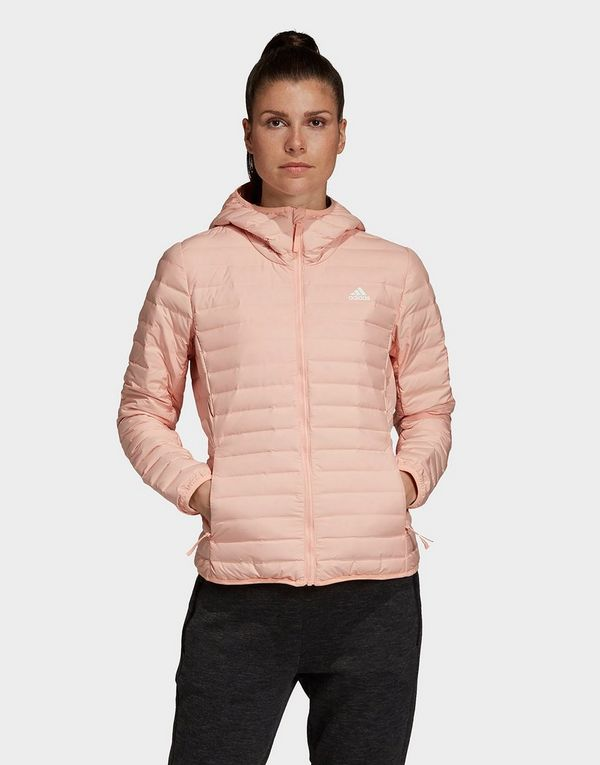 931b46eb adidas Performance Varilite Soft Hooded Jacket | JD Sports