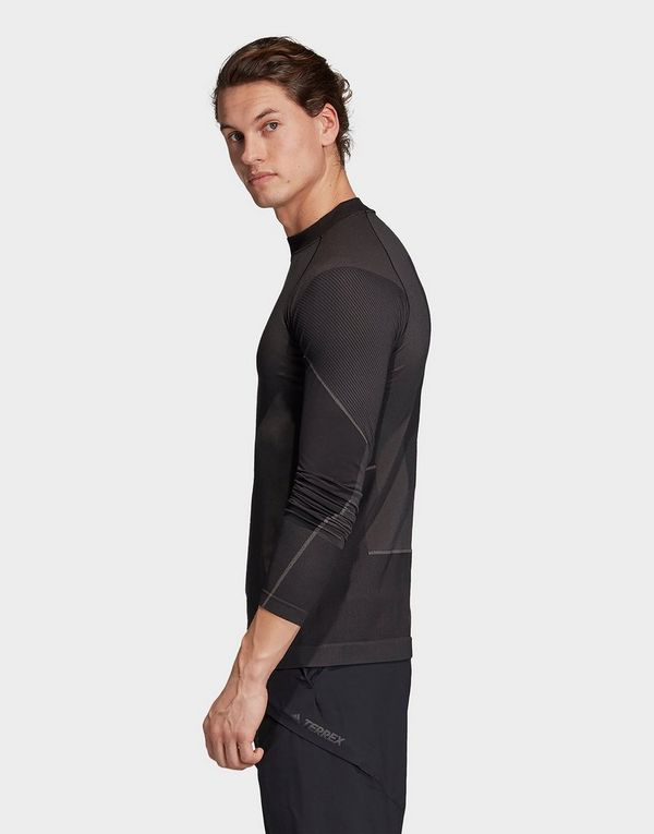 adidas Performance Primeknit Base-Layer Long-Sleeve Top