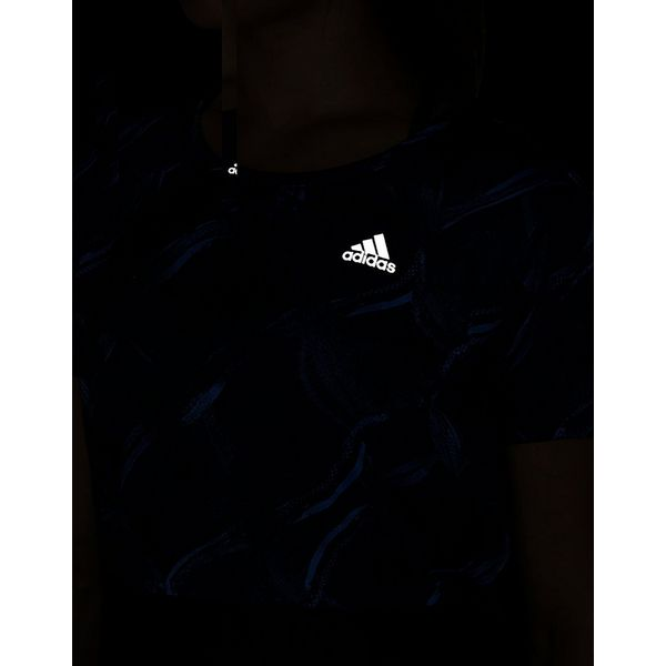 adidas Performance Own the Run Fences T-Shirt