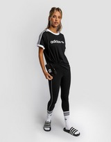 ADIDAS 3 STRIPES TEE BLACKWHIT