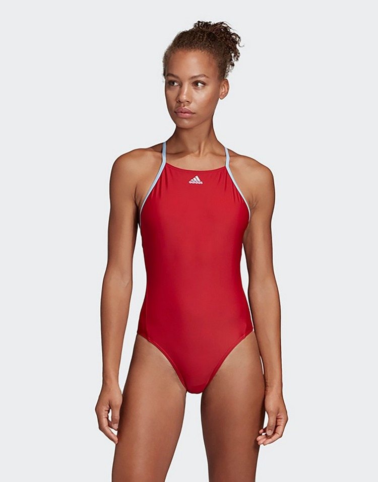 Buy adidas Performance Colorblock Fitness Swimsuit | JD Sports