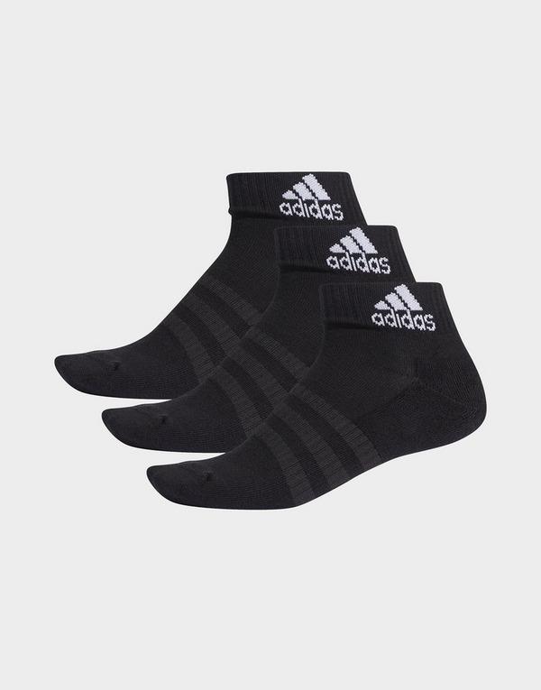 adidas Performance Cushioned Ankle Socks 3 Pairs