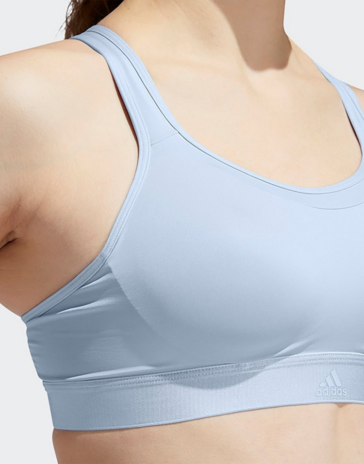 adidas Performance Stronger For It Racer Bra