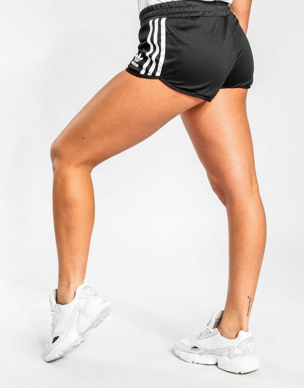 adidas Originals 3 Stripes Poly Shorts | JD Sports