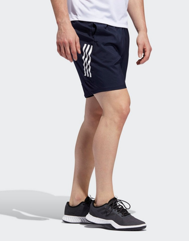 adidas 4krft tech woven 3-stripes shorts