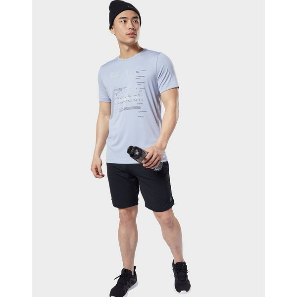 Reebok Workout Ready Graphic Tee