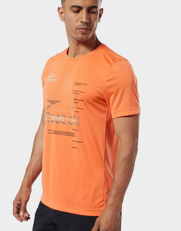 c9c82d6c66 REEBOK Workout Ready Graphic Tee