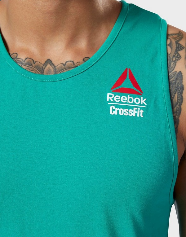 Reebok CrossFit® Games ACTIVCHILL + Cotton Tank Top