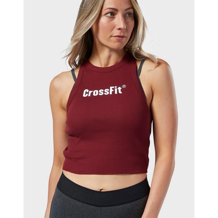 Reebok CrossFit® Crop Tank Top