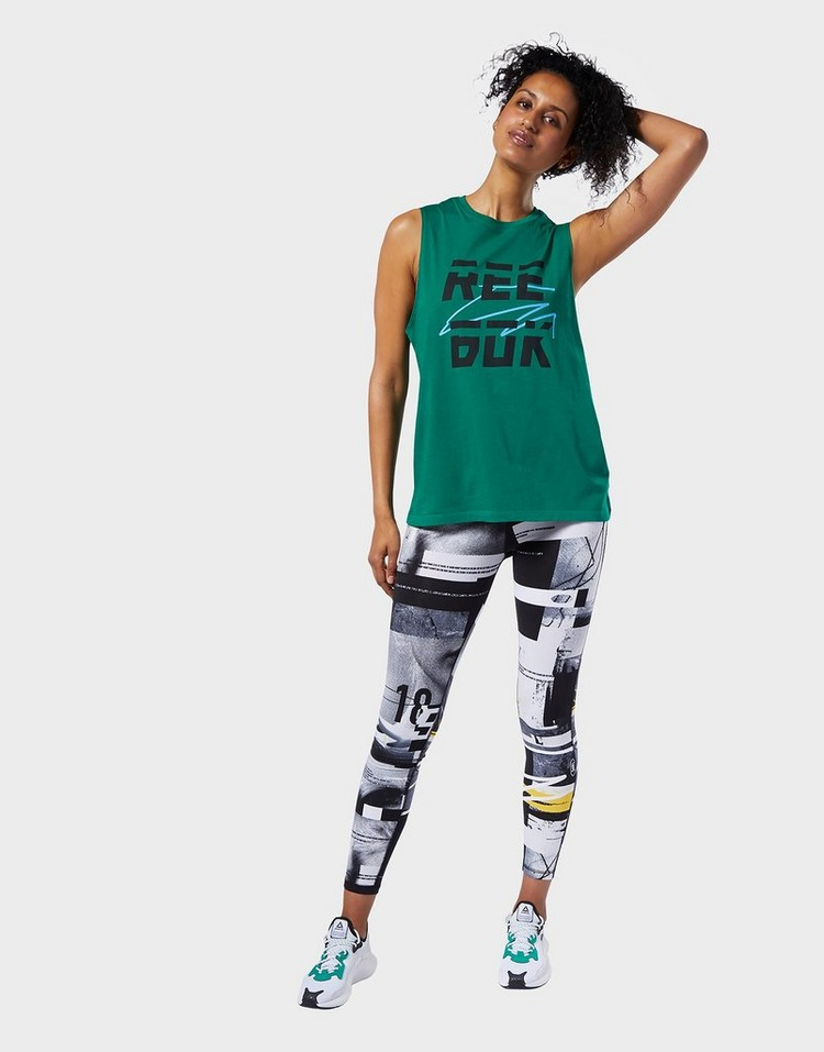 Reebok Meet You There Muscle Tank Top