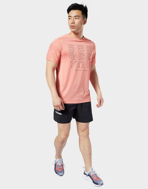 Reebok One Series Running Reflective Move Tee