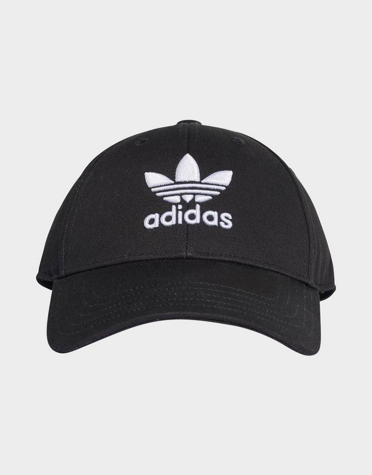 adidas Originals หมวกแก๊ป Classic Trefoil Cap