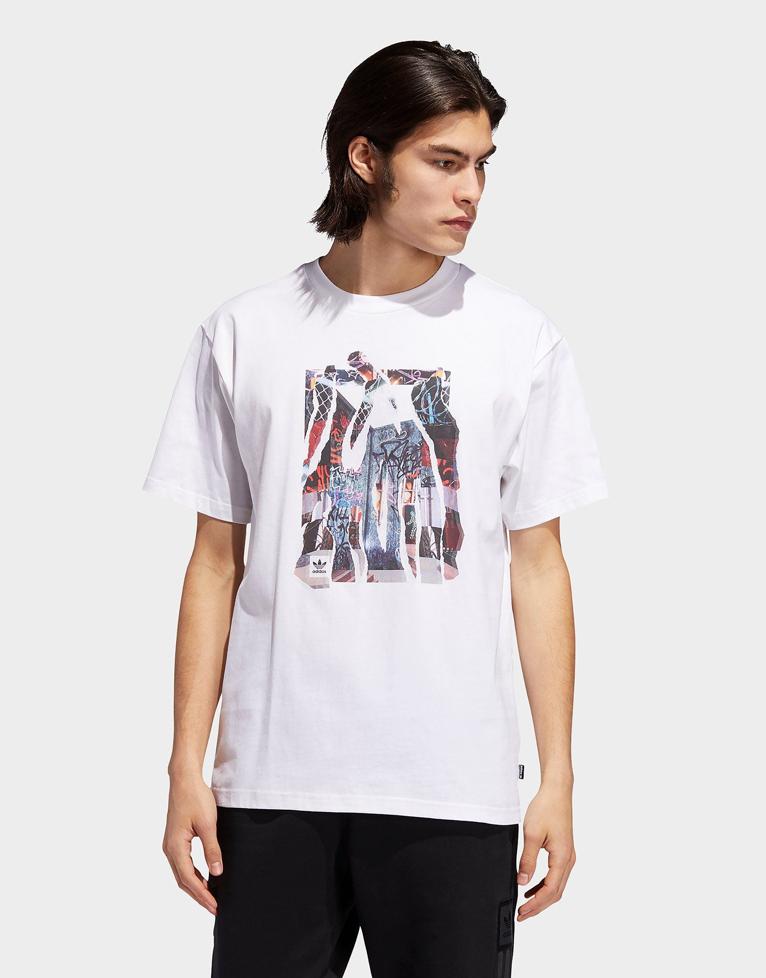 Adidas Originals Photo Media T Shirt by Adidas Originals