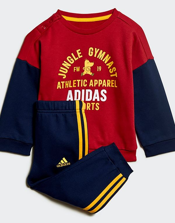 adidas Performance Graphic Terry Jogger Set