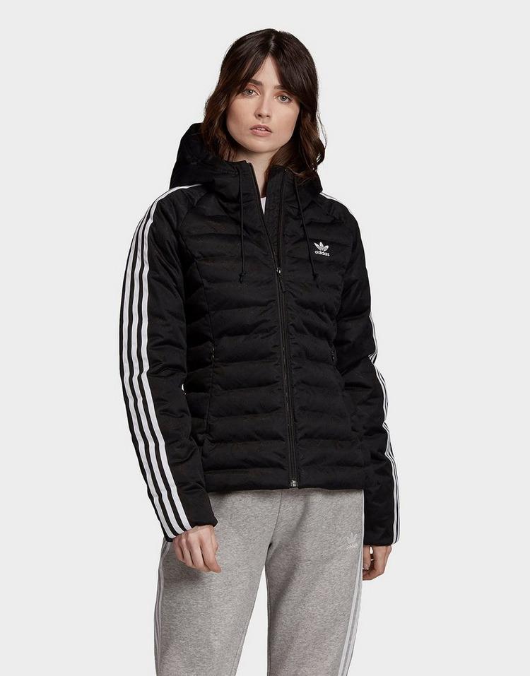 Buy Black adidas Originals Monogram Slim Jacket | JD Sports