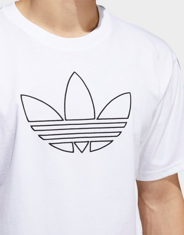 adidas Outline Trefoil T Shirt | JD Sports Rabatt bekommen