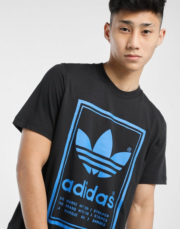 adidas Originals Vintage T Shirt | JD Sports