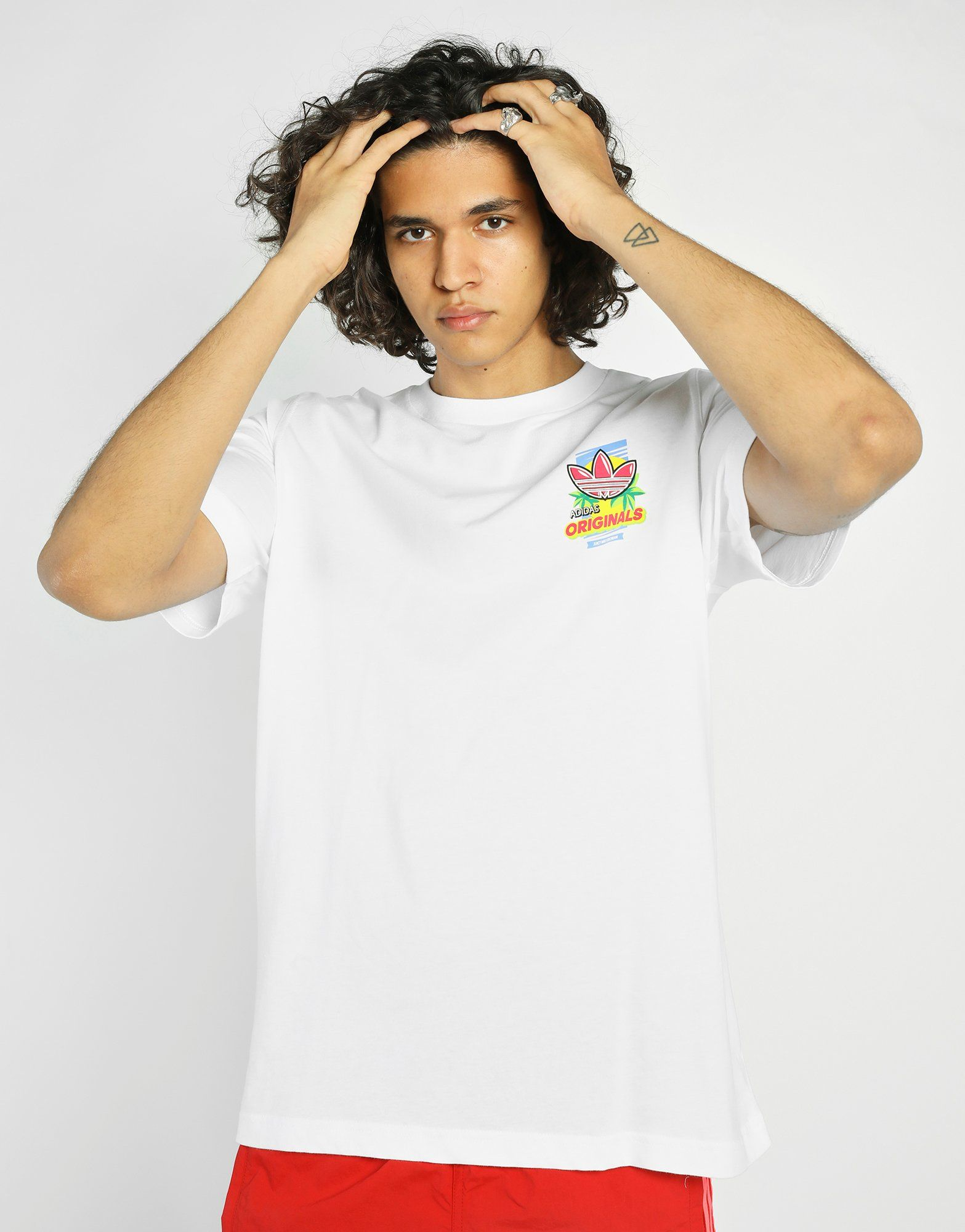 Adidas Originals Bodega Popsicle T Shirt by Adidas Originals