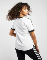 adidas Originals 3 Stripe T-shirt ผู้หญิง