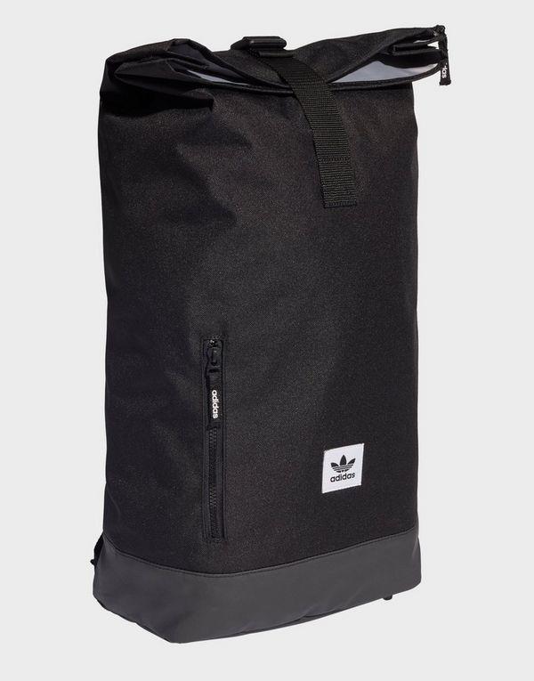 9afb05ecab adidas Originals Premium Essentials Roll-Top Backpack | JD Sports