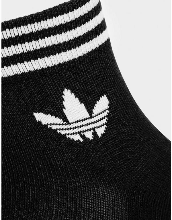 adidas Originals Trefoil Ankle Socks 3 Pairs
