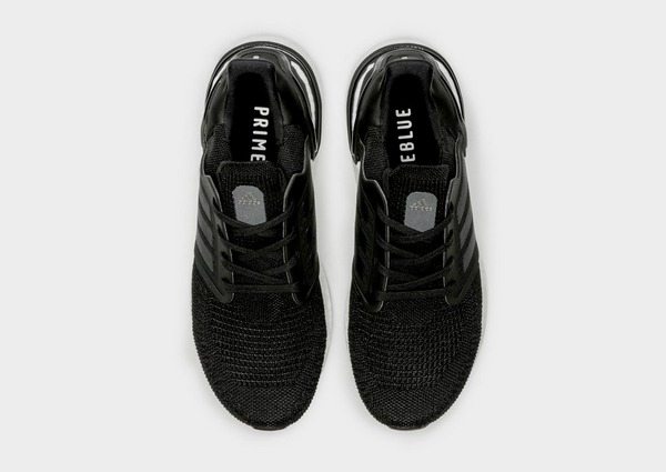 Buy Black adidas Ultraboost 20 | JD Sports