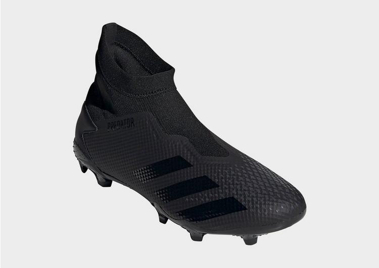 adidas Performance predator 20.3 laceless firm ground boots