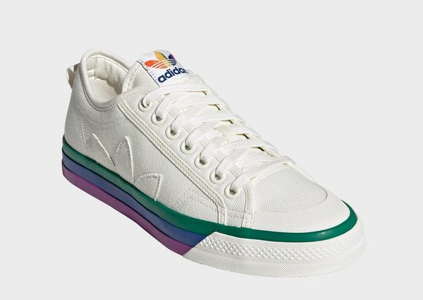 adidas Originals Nizza Pride Shoes | JD Sports
